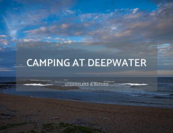 Deepwater National Park: Camping Options