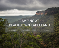 Blackdown Tableland: Camping Guide