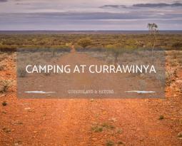 Currawinya National Park: Camping Guide