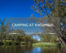 Kwiambal National Park: Camping Options