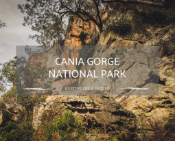 A Guide to Cania Gorge National Park