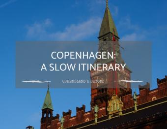 Doing Some 'Slow Travel' in Copenhagen