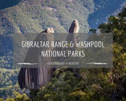 A Guide to Gibraltar Range & Washpool National Parks