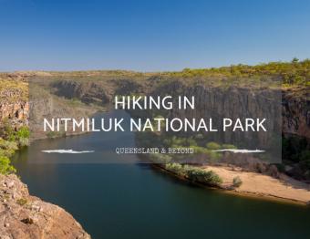 Hiking Nitmiluk National Park: Katherine Gorge Walks