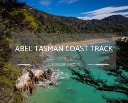 Hiking the 5-Day Abel Tasman Coast Track